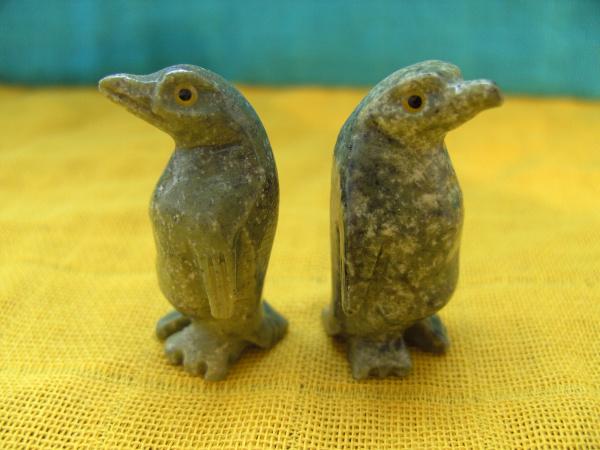 Deko Pinguin, Serpentin
