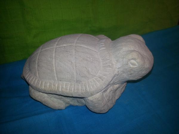 Schildkröte aus Sandstein Nr.1