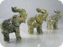 Deko Elefant, Serpentin