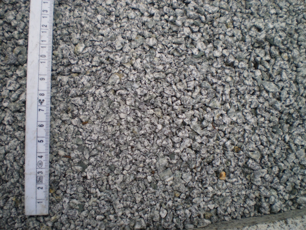 Edelsplitt / Zierkies Lausitzer Syenit 5-8mm