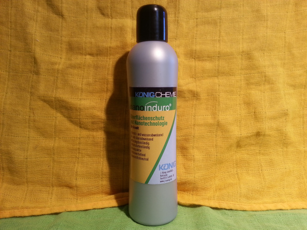 Nanoinduro Granit - maximaler Oberflächenschutz, 200ml