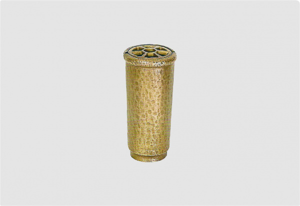 Bronze Grabvase 58010BR17