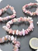 Splitterarmband, Andenopal pink