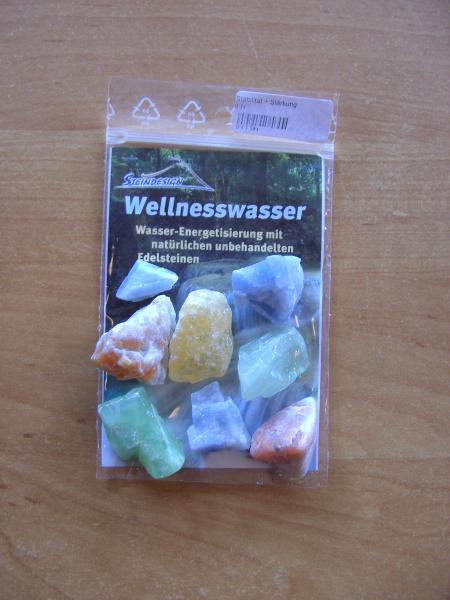 """Wassersteine """"Stabilität & Stärkung"""" Rohsteine"""