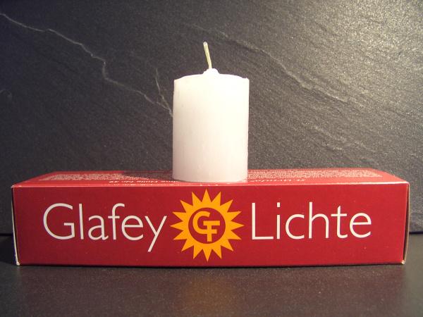 """Glafey Ersatzkerzen """"St. Ursula"""" 5er Pack"""