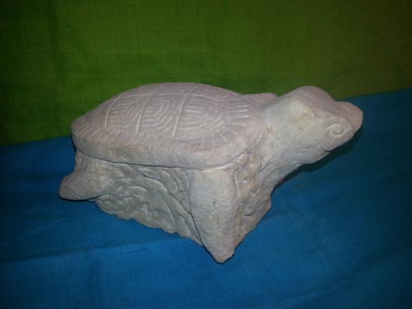 Schildkröte aus Sandstein Nr.2